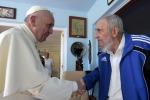 A Cuba lo storico incontro tra Papa Francesco e Fidel Castro: la visita a Santiago - Foto