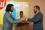 Scialpi sposa il suo Roberto a New York: ora siamo marito e marito - Foto
