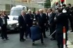 Sergio Mattarella, la visita del presidente a Caltanissetta: le immagini - Video