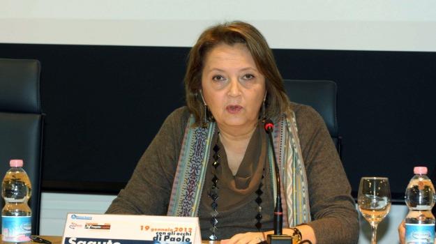 Silvana Saguto, Caltanissetta, Cronaca