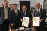 Accordo di partenariato tra i porti di Palermo e Los Angeles