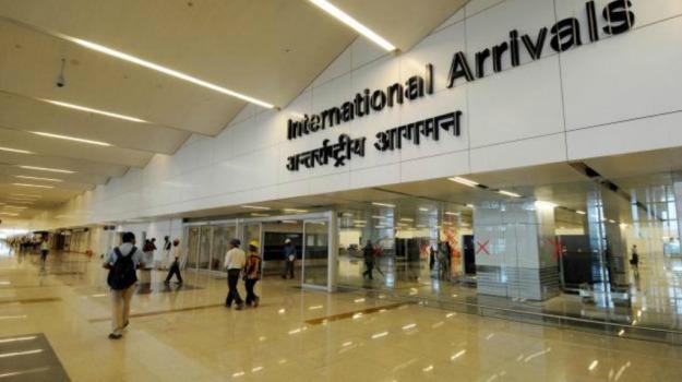 Aeroporto, emergenza, falso allarme, NEW DELHI, Sicilia, Mondo