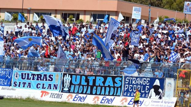 Akragas, Calcio, Lega Pro, messina, Agrigento, Sport