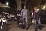 Truffa con le carte di credito a Palermo, l'arrivo degli arrestati in questura - Video