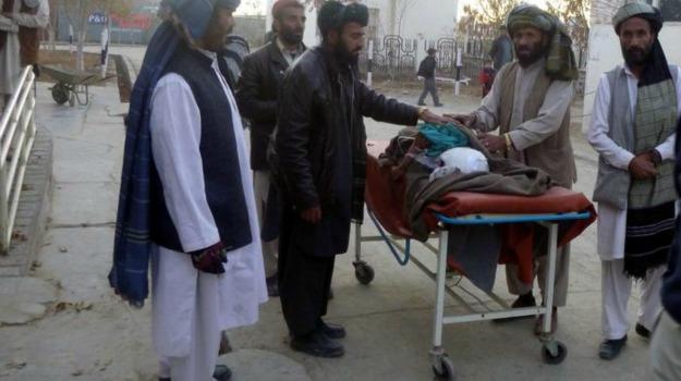afghanistan, attacco kamikaze, Sicilia, Mondo