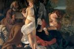 """Modica ospita il """"Cavaliere Calabrese"""", la mostra dei dipinti di Presti"""