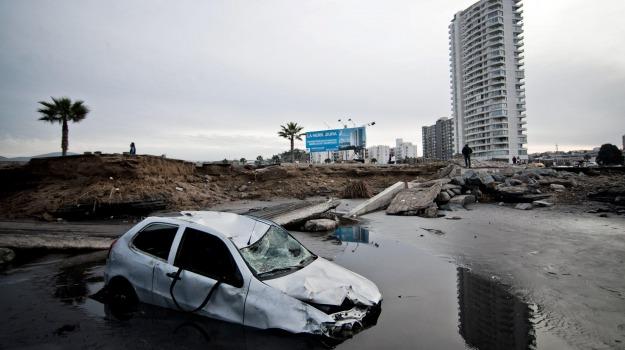 scossa, terremoto, tsunami, Sicilia, Mondo