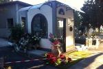 Catania, donna uccisa al cimitero: il figlio chiede di riesumare il corpo della madre
