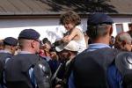 Migranti, l'Ungheria costruisce una barriera al confine con la Croazia