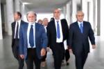 Beni confiscati alla mafia, delegazione del Csm al tribunale di Palermo: acquisiti documenti