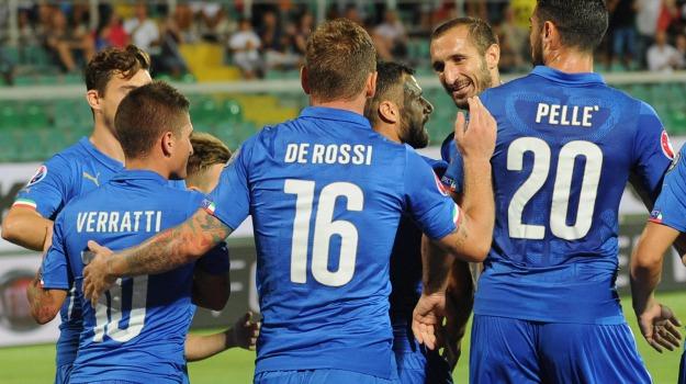 azzurri, bulgaria, Calcio, italia, nazionale, Sicilia, Sport