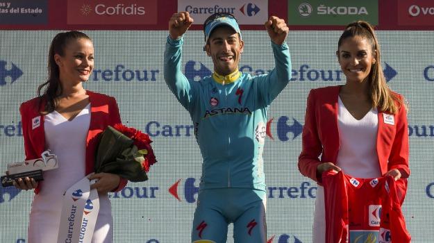ciclismo, giro di Spagna, Vuelta, Sicilia, Sport
