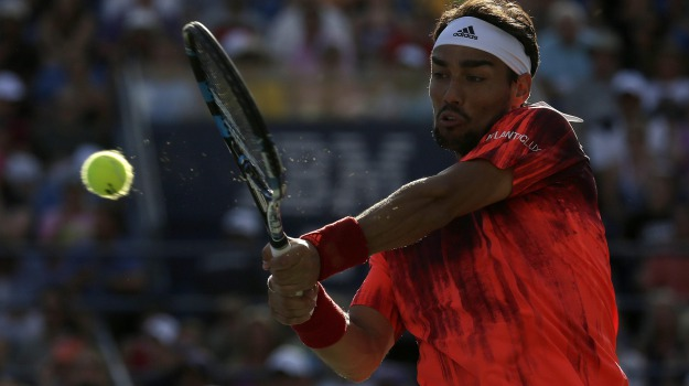 Atp, ottavi di finale, Tennis, Us Open, Fabio Fognini, Roberta Vinci, Sicilia, Sport