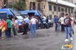 Forestali in piazza a Palermo e a Catania
