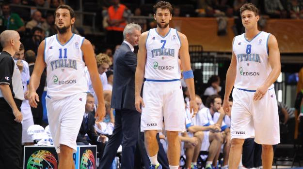 basket, berlino, europei, Sicilia, Sport
