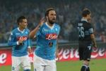 Napoli, altra manita alla Lazio I 5 gol ai biancocelesti - Video