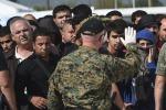 Migranti, l'Ue prolunga i controlli di frontiera in cinque Paesi