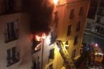 Incendio doloso in un condominio di Parigi: 8 morti, tra cui 2 bimbi