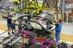 """Produzione industriale, Unimpresa: """"Drogata da settore auto"""""""