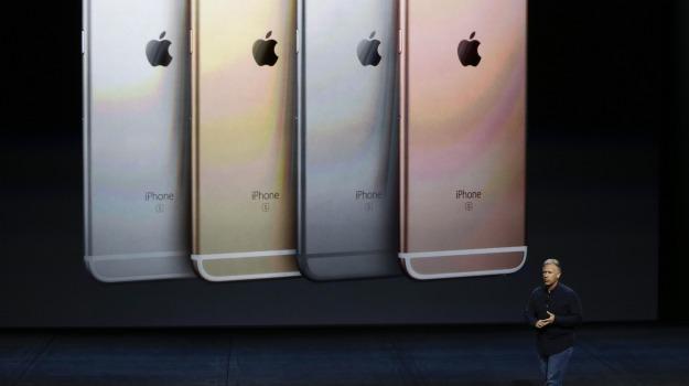 apple, iPhone6S, iphone6splus, italia, vendite, Sicilia, Società