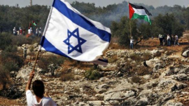 cisgiordania, ebrei, palestinesi, Sicilia, Mondo
