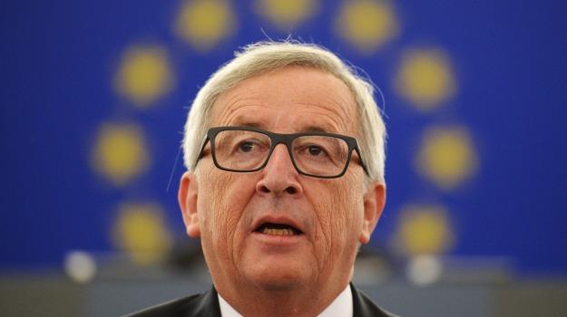 Commissione Ue, migranti, referendum, Jean Claude Juncker, Sicilia, Mondo