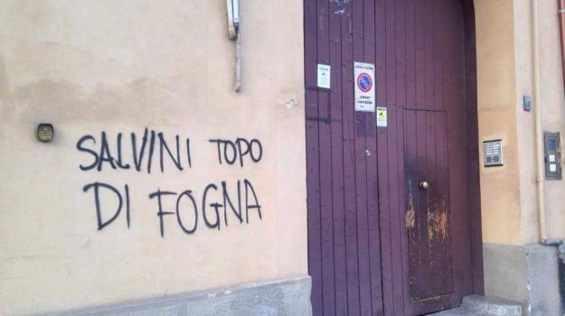 noi con salvini, Matteo Salvini, Palermo, Cronaca