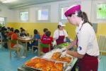 Comune di Palermo, a rischio i 54 addetti alla refezione scolastica