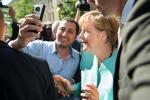 """Migranti, Merkel: """"C'è desiderio di trovare soluzione in Ue"""""""