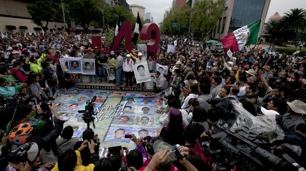 Desaparecidos, messico, scomparsi, studenti, studenti scomparsi, Sicilia, Mondo