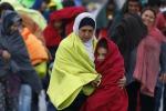 Il viaggio del pontefice: una forte denuncia delle condizioni disumane in cui stanno vivendo i profughi