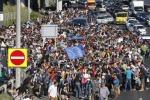 In Germania attesi 10mila migranti Merkel chiede vertice Ue