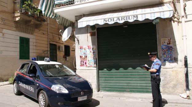 cocaina, droga, eroina, minimarket, Sicilia, Cronaca