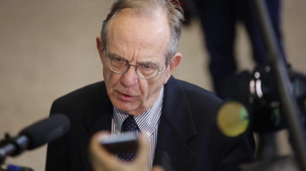 flessibilità, ministro dell'economia, pensioni, Pier Carlo Padoan, Sicilia, Economia