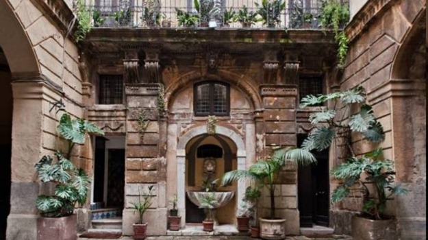 furti, vie dei tesori, Palermo, Cronaca