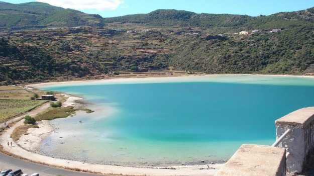 Pantelleria, scavi, tim, Trapani, Cronaca
