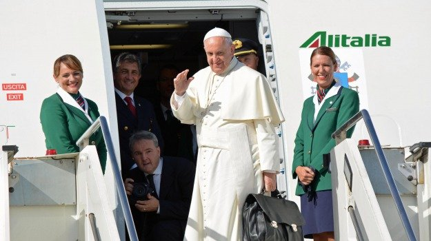 visita cuba, Papa Francesco, Raul Castro, Sicilia, Cronaca