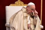 Il Papa negli Usa, allarme sicurezza: già sventata una minaccia