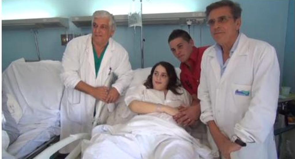 Parto eccezionale all 39 ospedale cervello ragazza d alla luce 5 gemellini giornale di sicilia - Gemelli diversi alla goccia testo ...