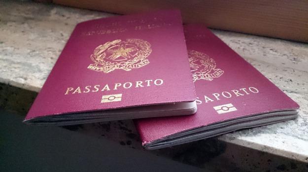 catania, passaporto, procedura online, questura, richiesta, Catania, Cronaca