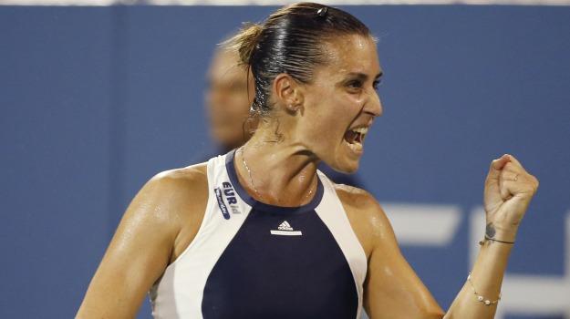 Tennis, Flavia Pennetta, Sicilia, Sport