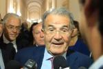 """Referendum, Prodi si schiera con il Sì: """"Doveroso dirlo"""""""