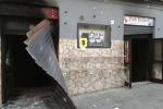 Palermo, incendiato a Ballarò l'ex pub del boss Nicchi