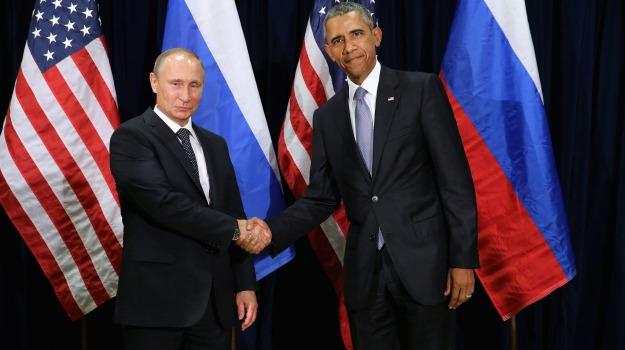 dialogo, Isis, presidenti, Russia, USA, Barack Obama, Sicilia, Mondo