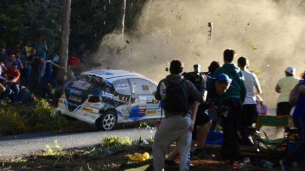 incidente, rally, spagna, tragedia, Sicilia, Mondo