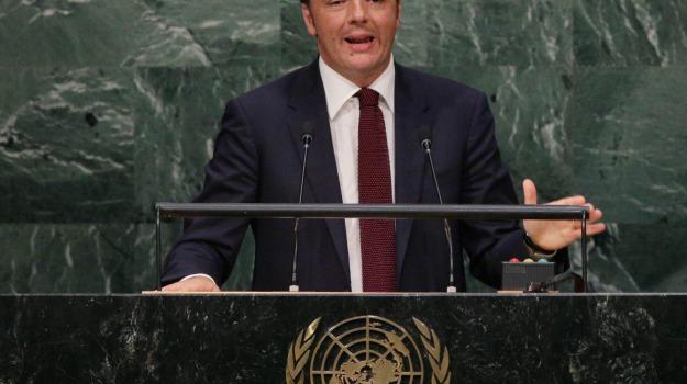 Isis, onu, terrorismo, Barack Obama, Matteo Renzi, Sicilia, Politica