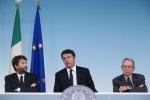 """Il governo vara il Def, Renzi: """"L'Italia riparte, adesso acceleriamo con le riforme"""""""