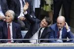 """Show di Renzi agli Us Open: """"L'Italia ha sorpreso gli Usa"""""""