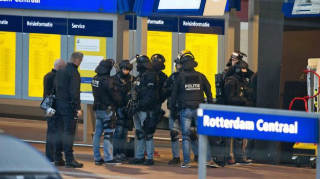 olanda, Rotterdam, terrorismo, Sicilia, Mondo