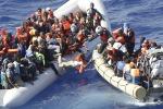 Nuova strage di migranti nel Mediterraneo: centinaia dati per dispersi in mare